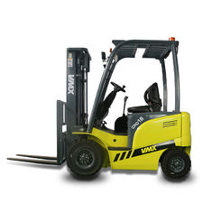 중국 electric lifts for warehouse reach lift truck CPD18 stand up electric forklift 협력 업체