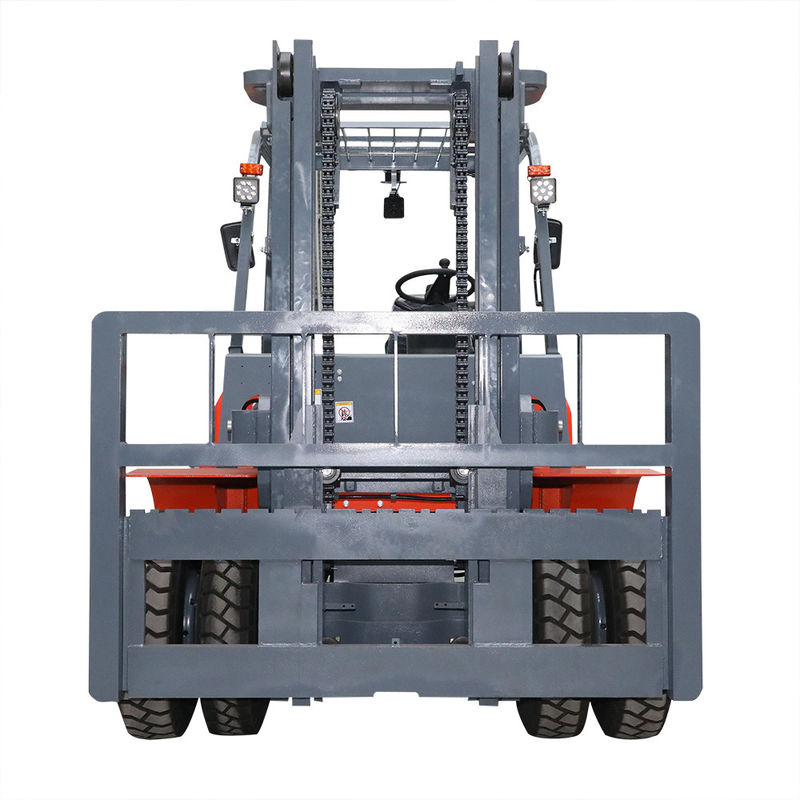 1220 Fork Length 5 Ton Diesel Operated Forklift Automatic / Manual Transmission